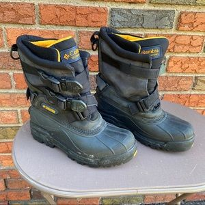 Columbia Avalanche Hiking Snow Boots Insulated 8